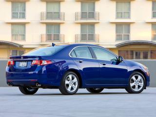 обои Acura TSX 2008 красивая фото