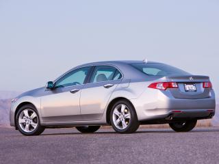 обои Acura TSX 2008 милая фото