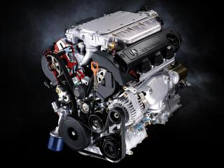 обои Acura TL 1999 мотор фото