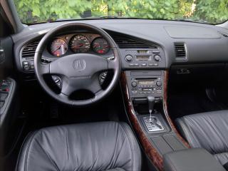 обои Acura TL 1999 руль фото