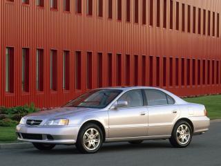обои Acura TL 1999 стена фото