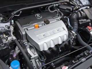обои Acura TSX 2010 движок фото