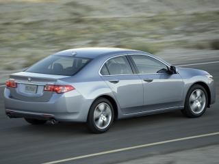 обои Acura TSX 2010 дорога фото