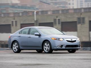 обои Acura TSX 2010 едит фото