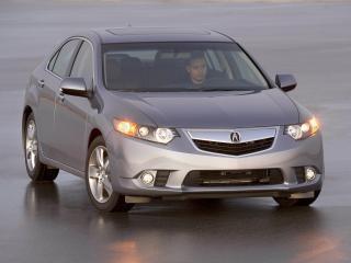 обои Acura TSX 2010 капот фото