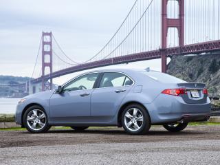 обои Acura TSX 2010 мост фото