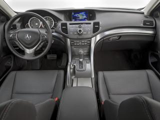 обои Acura TSX 2010 руль фото