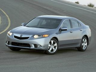 обои Acura TSX 2010 спуск фото