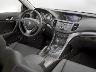 обои Acura TSX 2010 торпеда фото