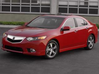 обои Acura TSX Special Edition 2011 боком фото