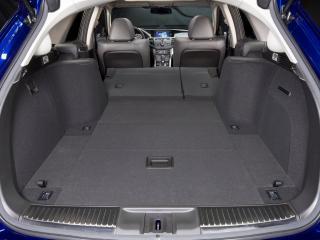 обои Acura TSX Sport Wagon 2010 багажник фото