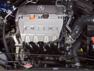 обои Acura TSX Sport Wagon 2010 мотор фото