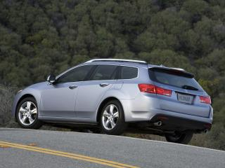 обои Acura TSX Sport Wagon 2010 обочмеа фото