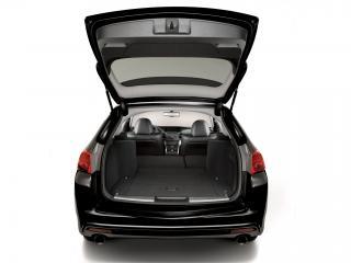 обои Acura TSX Sport Wagon 2010 открыт фото