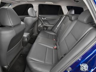 обои Acura TSX Sport Wagon 2010 сиденья фото
