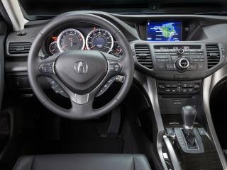 обои Acura TSX Sport Wagon 2010 торпеда фото
