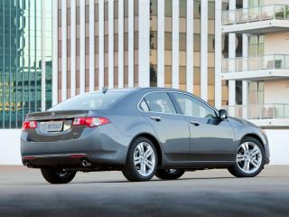 обои Acura TSX V6 2009 дома фото