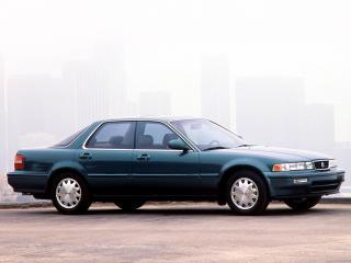 обои Acura Vigor 1991 бок фото