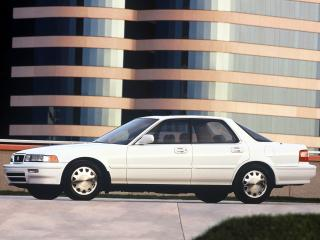 обои Acura Vigor 1991 сбоку фото