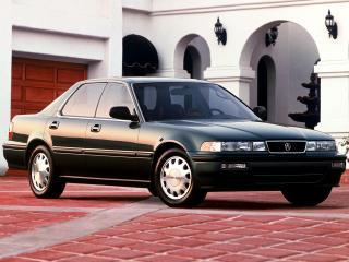обои Acura Vigor 1991 спереди фото