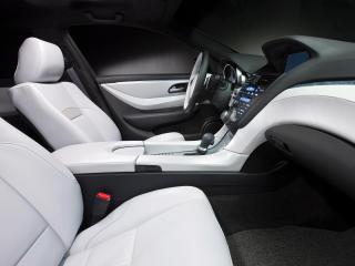 обои Acura ZDX Prototype 2009 внутри фото