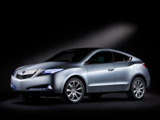 обои Acura ZDX Prototype 2009 сила фото