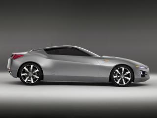 обои Acura Advanced Sports Car Concept 2007 бок фото