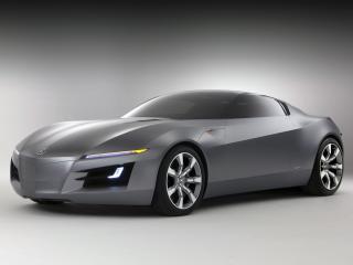 обои Acura Advanced Sports Car Concept 2007 фары фото