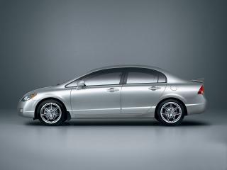 обои Acura CSX Type-S 2006 бок фото