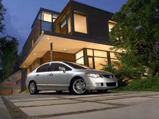 обои Acura CSX Type-S 2006 дом фото