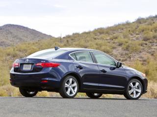 обои Acura ILX 2.0L 2012 бок фото