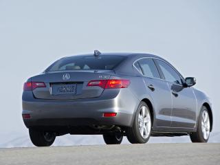 обои Acura ILX 2.0L 2012 зад фото
