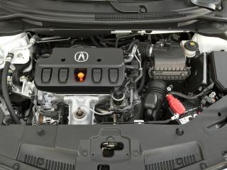 обои Acura ILX 2.0L 2012 мотор фото