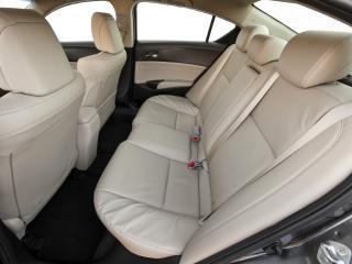обои Acura ILX 2.0L 2012 сиденья фото