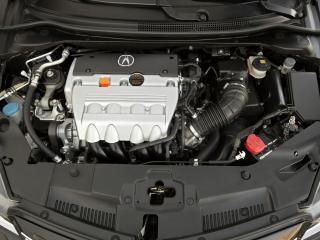 обои Acura ILX 2.4L 2012 мотор фото