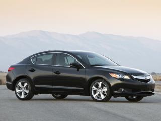 обои Acura ILX 2.4L 2012 сбоку фото