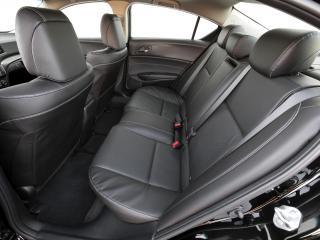 обои Acura ILX 2.4L 2012 сиденья фото
