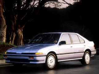 обои Acura Integra 5-door 1986 перед фото