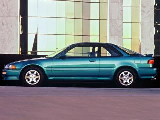 обои Acura Integra GS-R Coupe 1992 бок фото