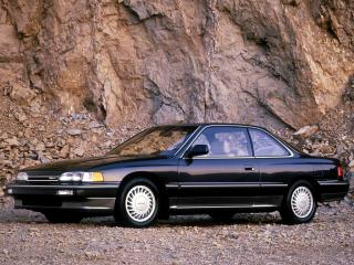 обои Acura Legend Coupe 1987 бок фото