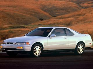 обои Acura Legend Coupe 1990 бок фото