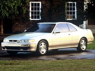 обои Acura Legend Coupe 1990 боком фото