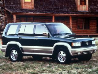 обои Acura SLX 1996 бок фото