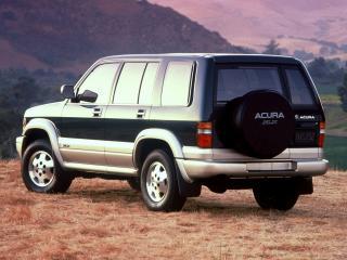 обои Acura SLX 1996 зад фото