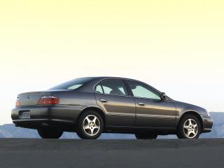 обои Acura TL 2002 красивая фото