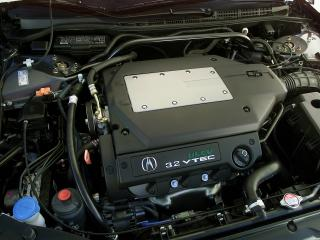 обои Acura TL 2002 мотор фото
