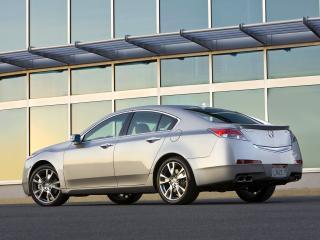 обои Acura TL SH-AWD 2008 бочек фото