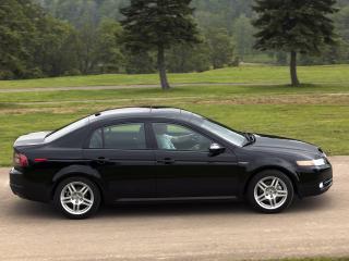 обои Acura TL 2007 едит фото