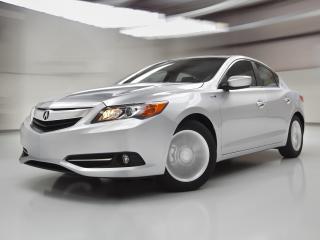 обои Acura ILX Hybrid 2012 белая фото