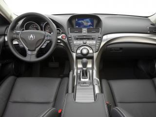 обои Acura TL SH-AWD 2008 руль фото